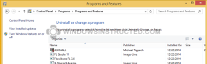 Turn Windows features on or off Remove Internet Explorer from Windows Remove Internet Explorer from Windows