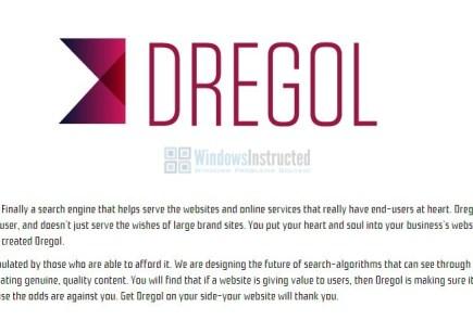Remove Dregol