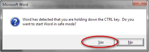 2015-06-03_154239 How to Start Microsoft Word in Safe Mode. Safe Mode