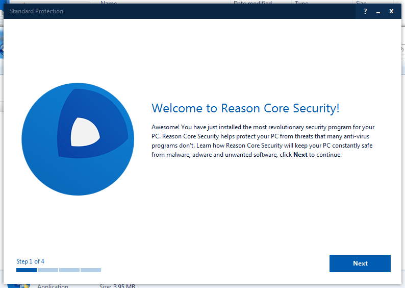 Welcome to Reason Core Security Review: Reason Core Security reason core security