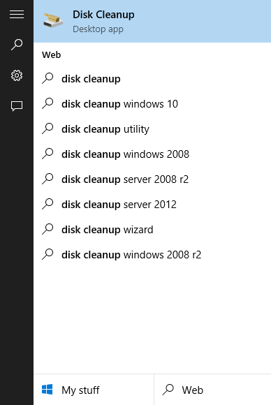 Windows 10 Disk Cleaner How to Remove the Windows.old Folder created by Windows 10? Remove the Windows.old