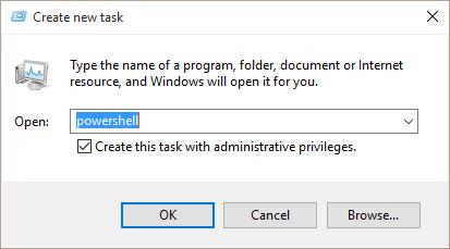start button in windows 10 does not work