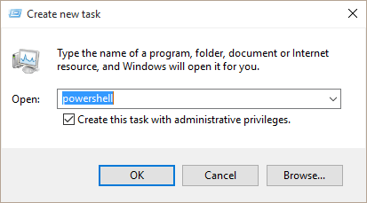 Run Powershell as Administrator How to Fix the Windows 10 Start Button Not Working How to Fix the Windows 10 Start Button Not Working