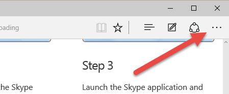 Edge -> Three dots How to Remove Microsoft Edge Browsing Data (Cache, History, Cookies..)