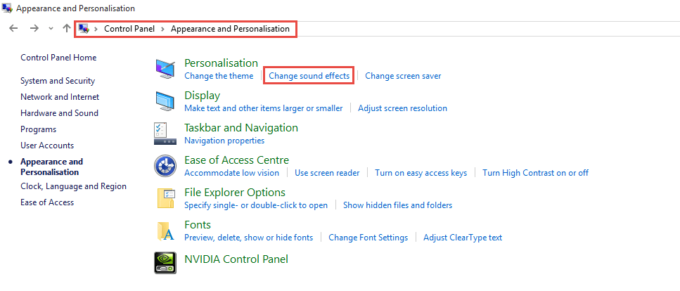 2015-11-21_14-13-42 How Do I Disable / Enable System Sound Effects in Windows 10 sound effects in windows 10