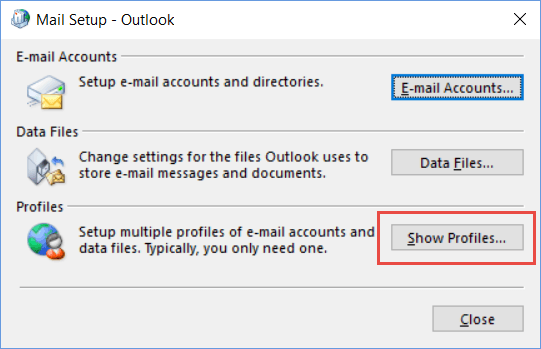 """2016-01-22_23-01-17.png FIX: Outlook 2016 hangs at """"loading profile"""" FIX: Outlook 2016 hangs at """"loading profile"""""""