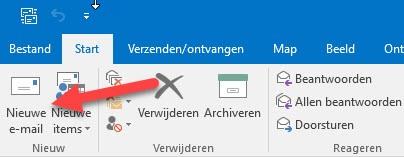 Outlook 2016: Nieuwe email Email Sjablonen maken in Outlook 2016 email sjablonen