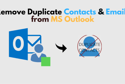 Delete Duplicate Emails from Outlook Mailbox