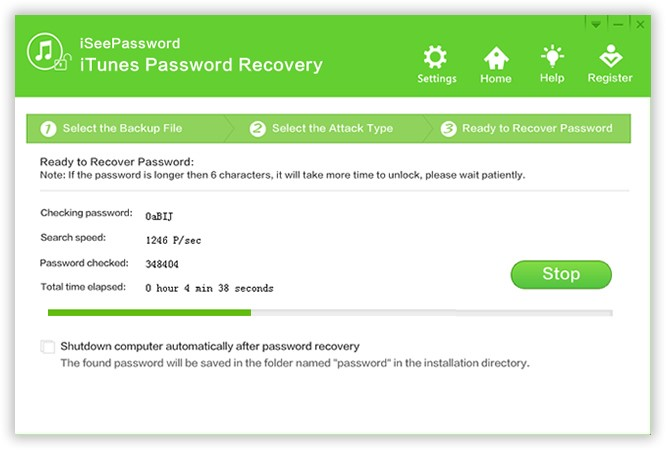 How to Reset or Recover iTunes Backup Password Easily how to reset or recover itunes backup password easily