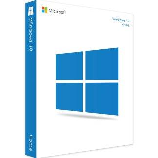 Windows 10 Home Retail Serial Key for 64/32 BIT Version