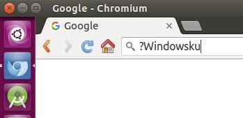Mencari Dengan Cepat Di Google Chrome