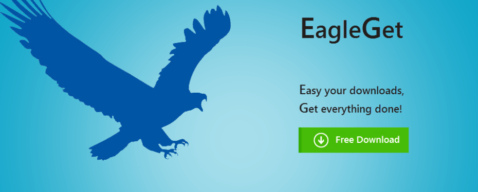Software Alternatif Untuk Download Manager Eagleget