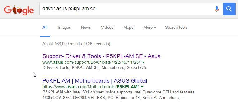 Mencari Driver Resmi Pc Desktop
