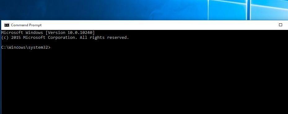 Cara Membuka Command Prompt Windows 10 Header