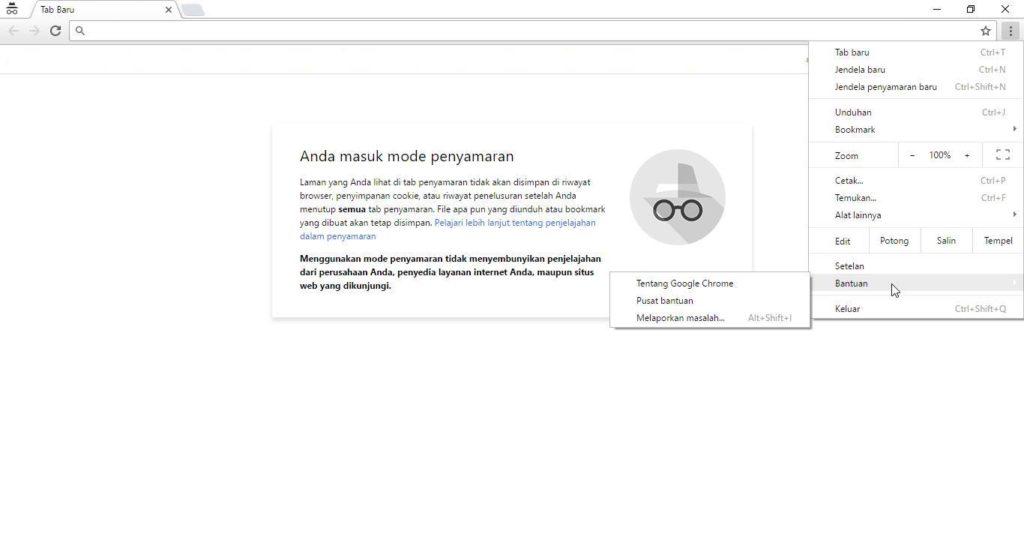 Google Chrome Dengan Material Design