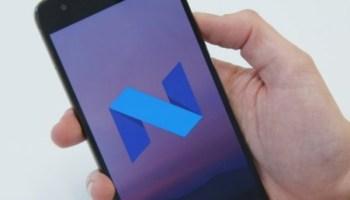 Android N Developer Preview Header