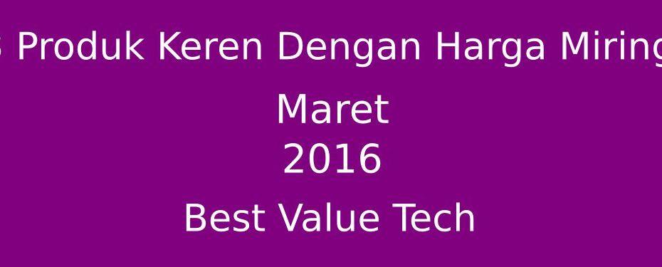 Xiaomi Month: USB Fan, WiFi Adapter, Dan WiFi Range Extender Murah (3 Best Value Tech) - Maret 2016