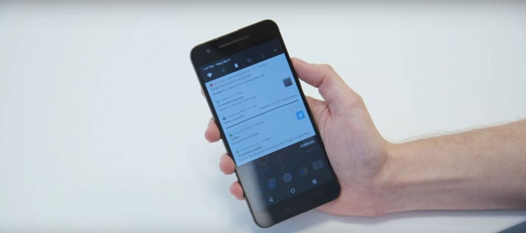Notification Di Android N