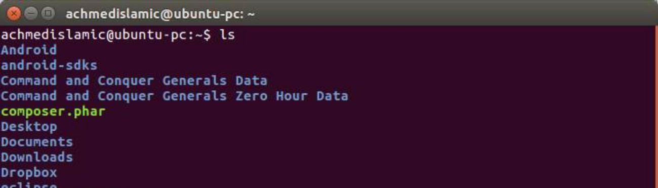 Cara Mengatur File Dengan Terminal Di Ubuntu