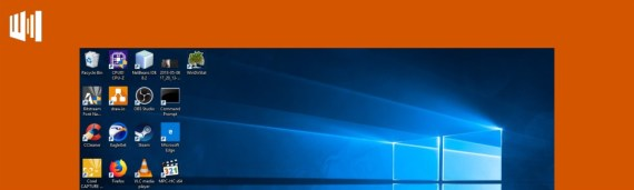 Cara Menyesuaikan Icon Desktop Windows Header