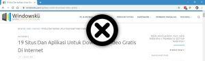 Cara Menutup Paksa Tab Tidak Responsif Di Chrome Header