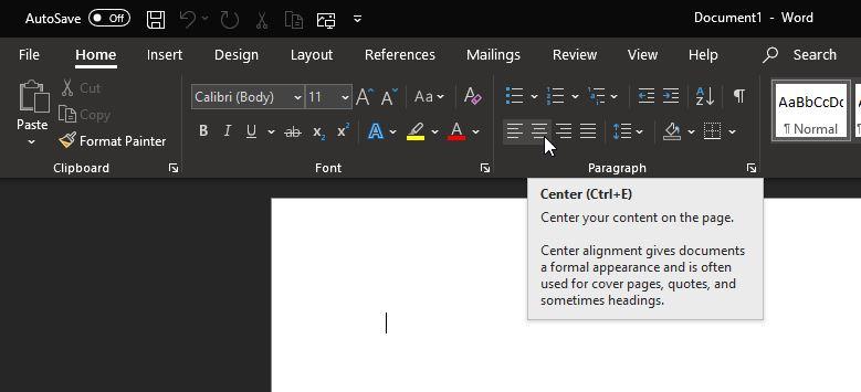 Informasi Shortcut Keyboard Perintah Word