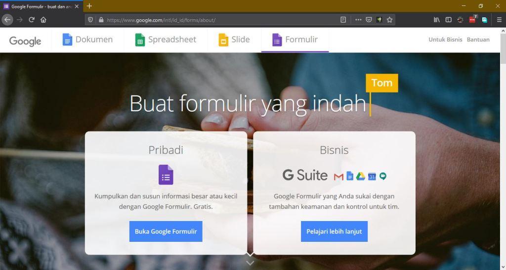 Cara Membuat Survei Dan Formulir Online Dengan Google Forms