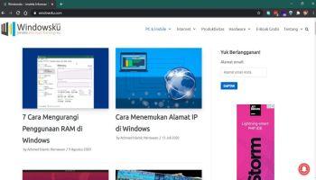Cara Mengetahui Situs Yang Memberatkan Komputer Di Google Chrome Header