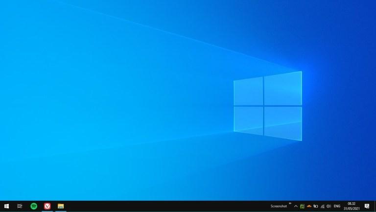 Trik Tips Windows Taskbar Header
