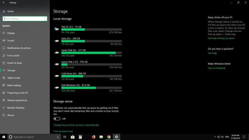 Delete Temporary Files In Windows 10