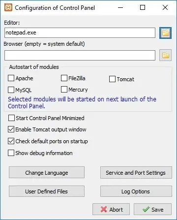 Install And Configure XAMPP on Windows 10