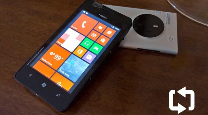 Nokia Lumia Midas