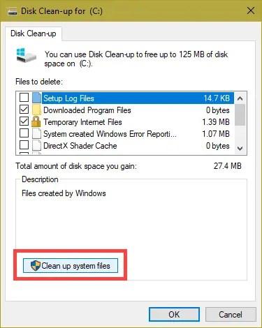 Delete $windows.~bt And $windows.~ws Folders 3