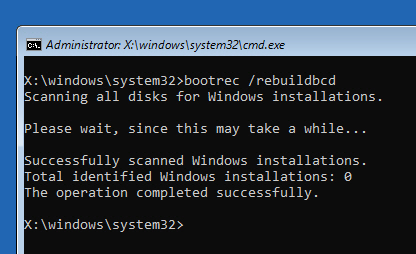 Fix MBR (Master Boot Record) Errors in Windows 10