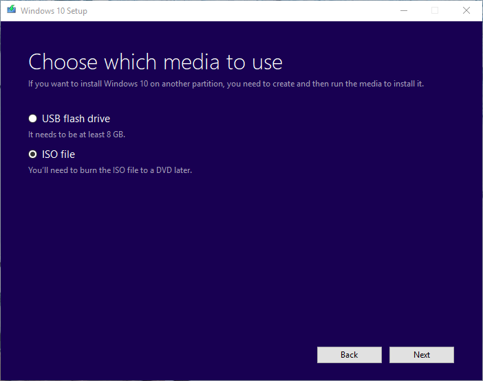 Download windows 10 iso 5