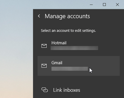 Change email account name in mail app 03