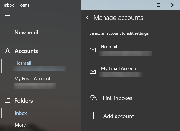 Change email account name in mail app 05