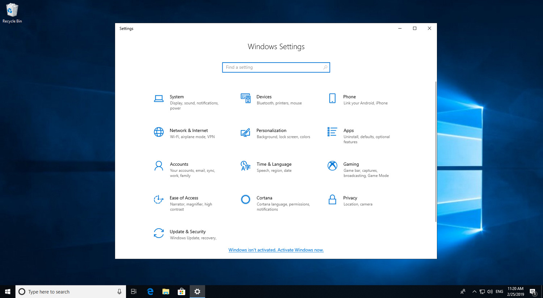 Change windows 10 language from chinese to english 10
