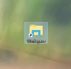 Pin folder to taskbar 06