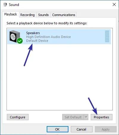 Windows 10 boost volume 02