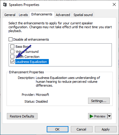 Windows 10 boost volume 03