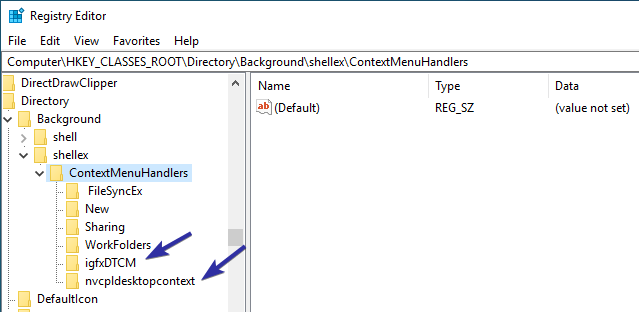 Windows 10 cannot right click on desktop 09