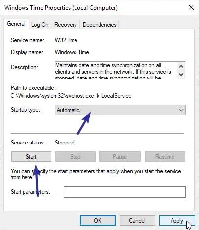 Fix windows wrong time 02