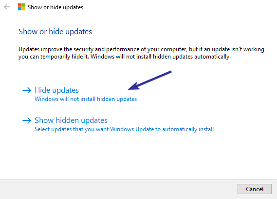 How to Hide Updates in Windows 10 Using MS Tool or PowerShell