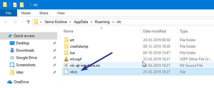 Stop vlc from automatically resizing 05