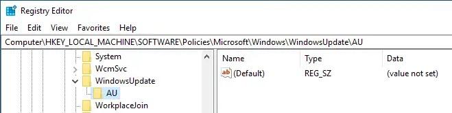 06 stop automatic windows 10 reboot