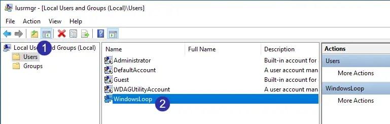 Rename windows user account 08