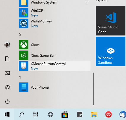 Add application to start menu step 09