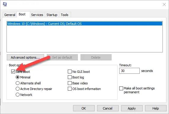 Windows 10 safe mode 09