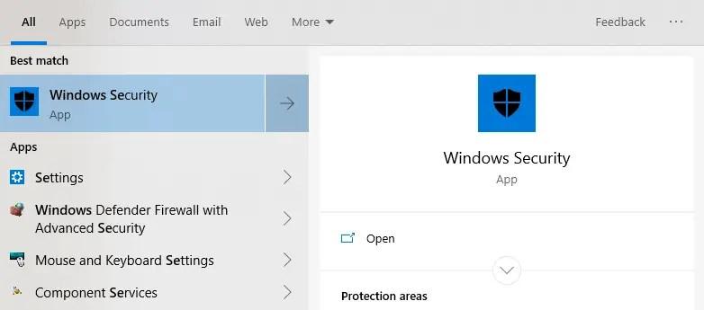 Remove Windows Defender Windows 10 Powershell